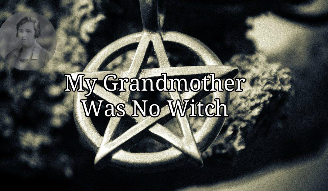 Helen Duncan witch