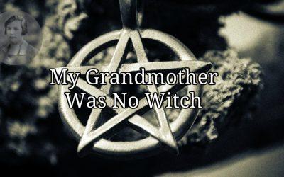 My Grandma's No Witch